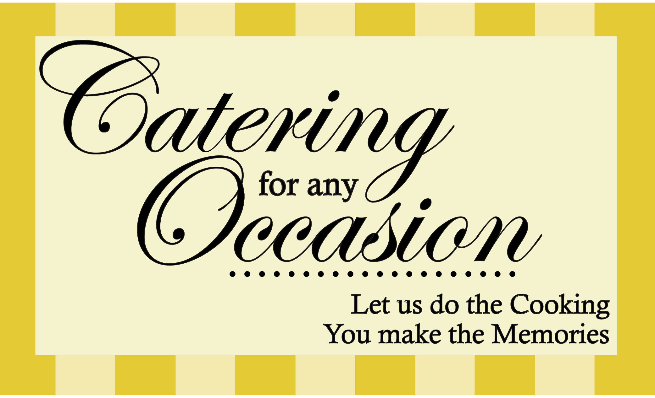 Two Saucy Broads Catering in Fullerton